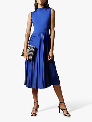 Ted Baker Crimsin Sleeveless Jersey Dress, Blue