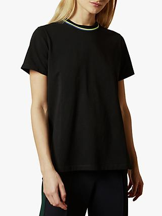 Ted Baker Jerila Printed Back T-Shirt, Black
