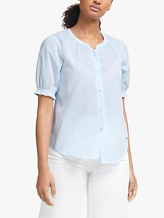 Numph Nuardith Blouse, Airy Blue