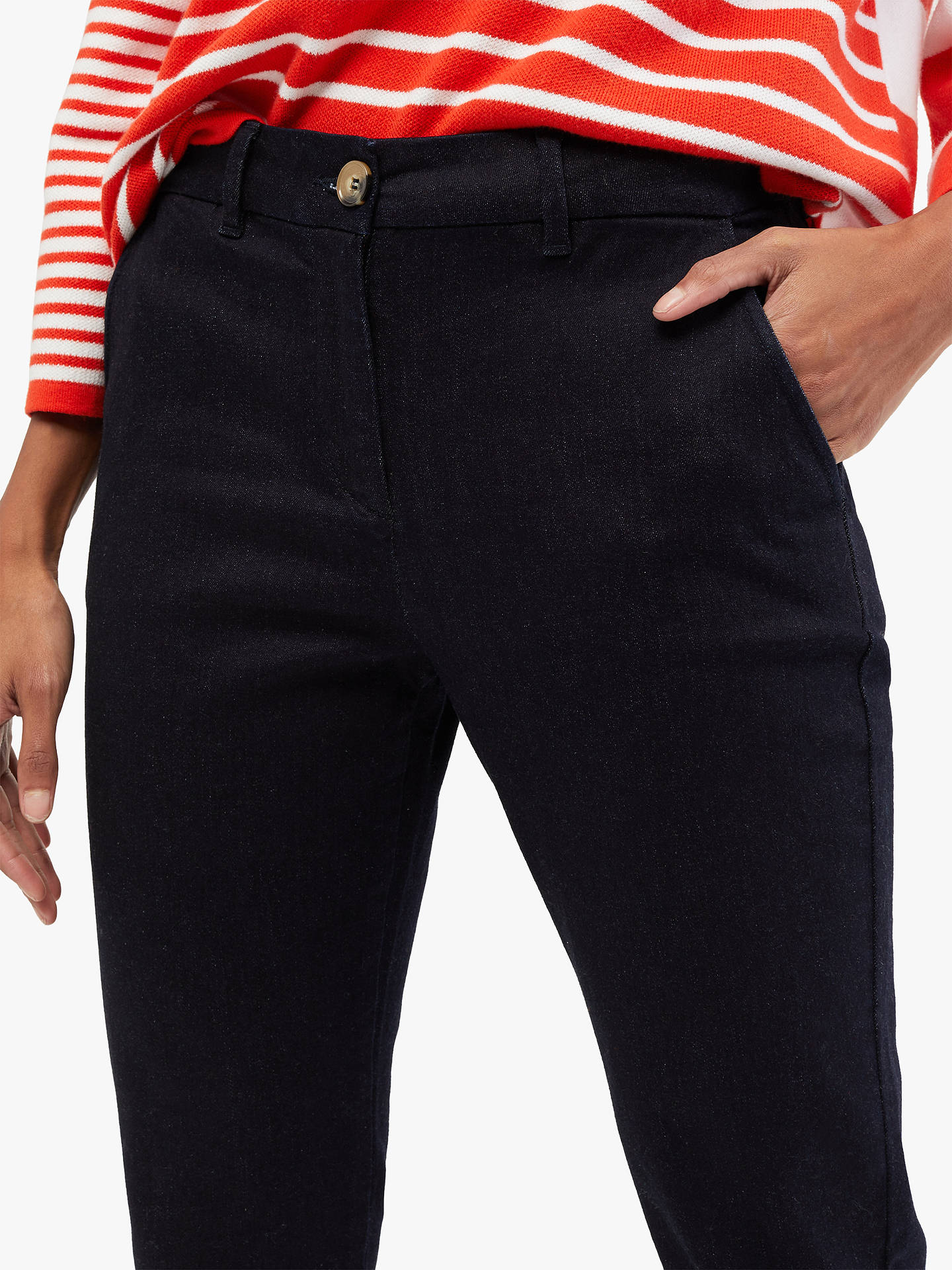 Buy White Stuff Sussex Jeans, Blue, 16 Online at johnlewis.com