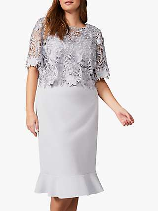 Studio 8 Perla Lace Dress, Mineral