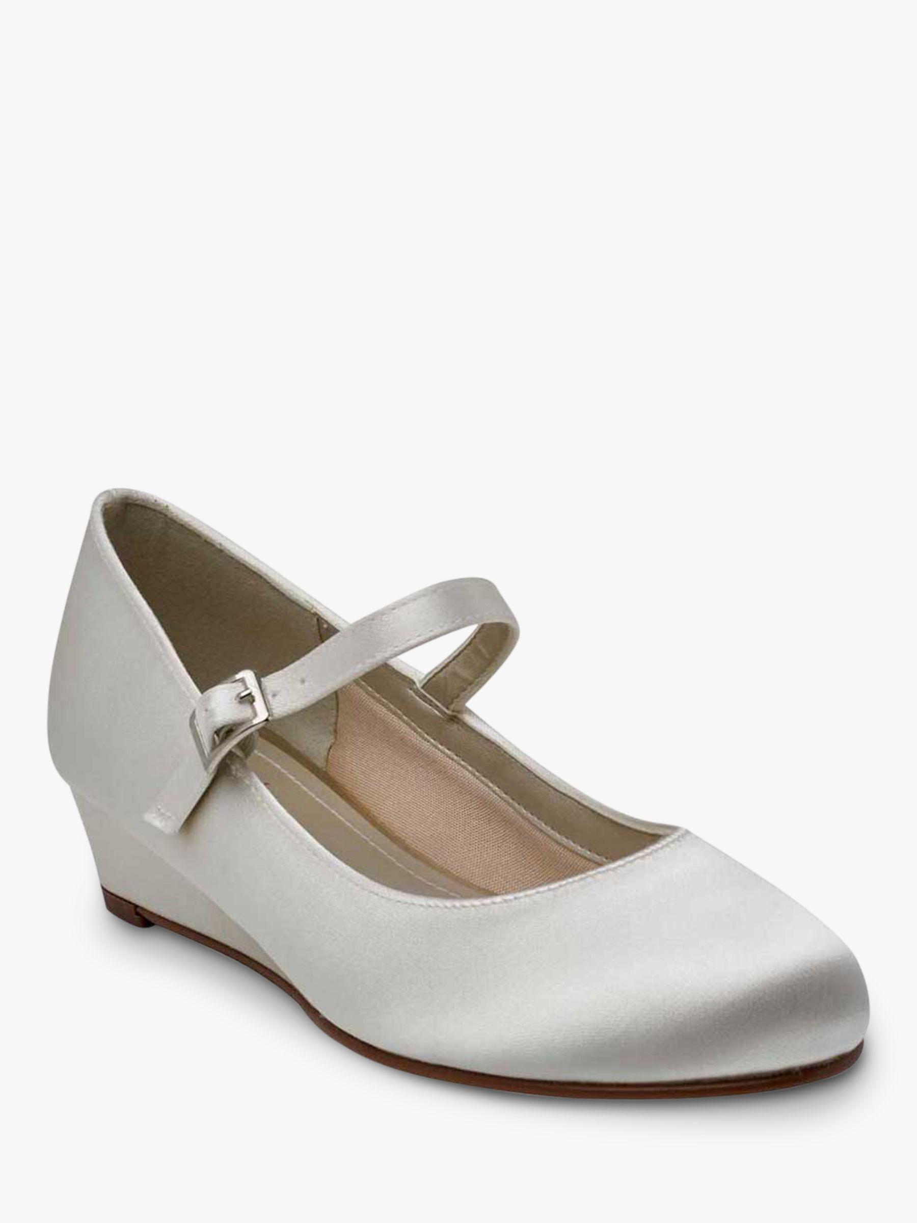 Rainbow Club Rainbow Club Skyla Bridesmaids' Shoes, Ivory