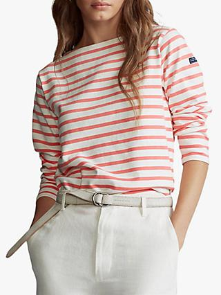 Polo Ralph Lauren Mariners Stripe Top