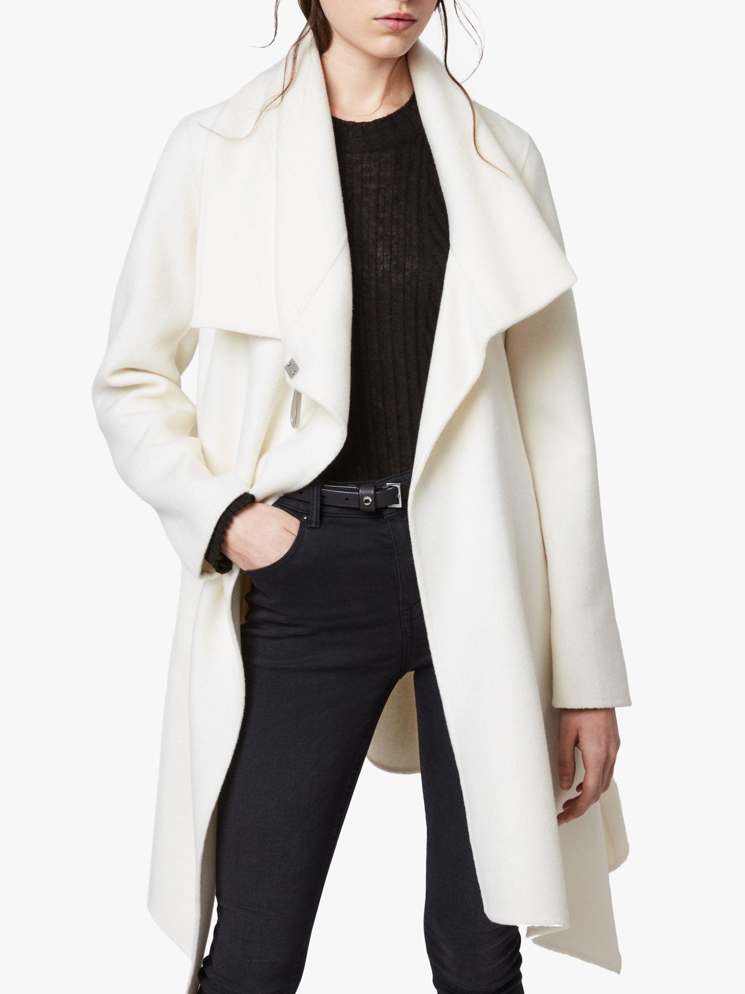 AllSaints AllSaints Wool Blend Monument Eve Coat
