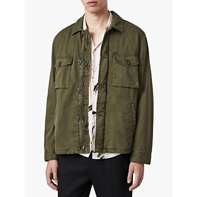 AllSaints Colridge Military Shirt Jacket