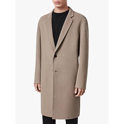 AllSaints Hanson Single Breasted Coat