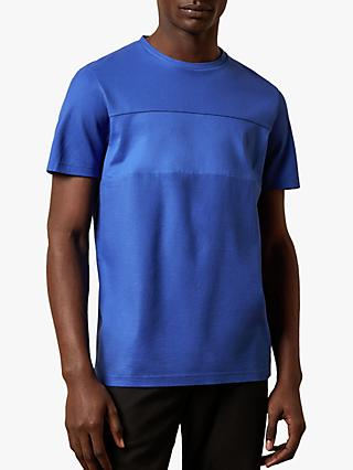 Ted Baker Helter Cotton Panel T-Shirt