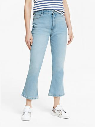 AND/OR California Kick Flare Jeans, Summer Sky