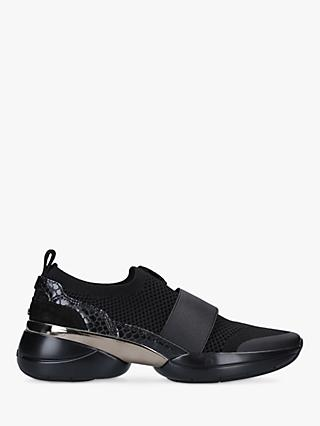 Carvela Lynx Sock Trainers, Black