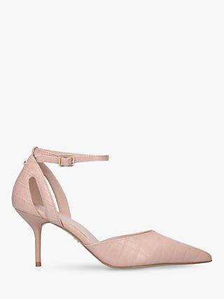 Carvela Kilo Heel Court Shoes