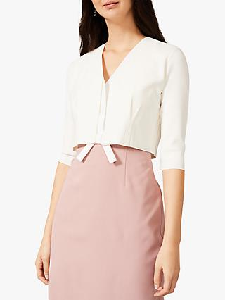 Phase Eight Perry Pleat Cropped Tailored Jacket