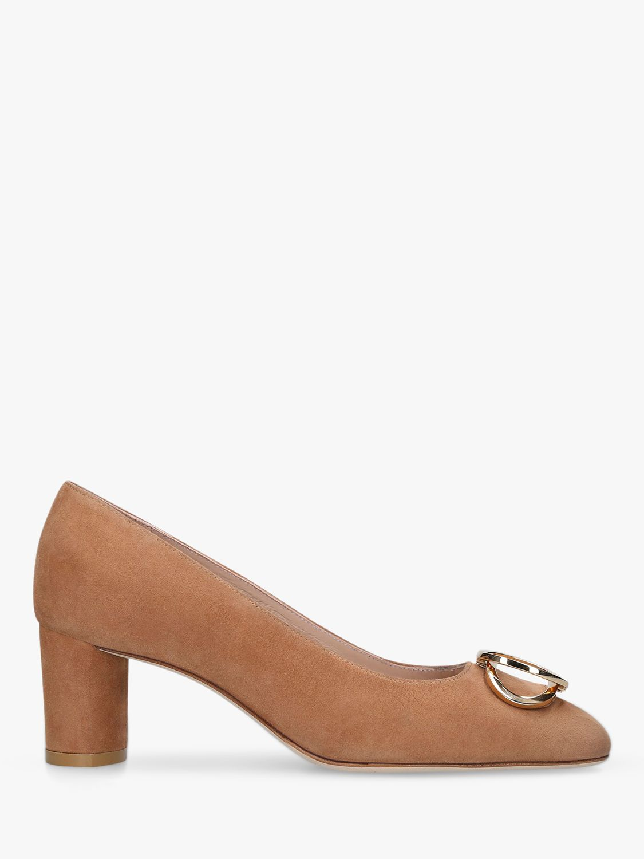 Stuart Weitzman Stuart Weitzman Ancia Suede Court Shoes, Brown