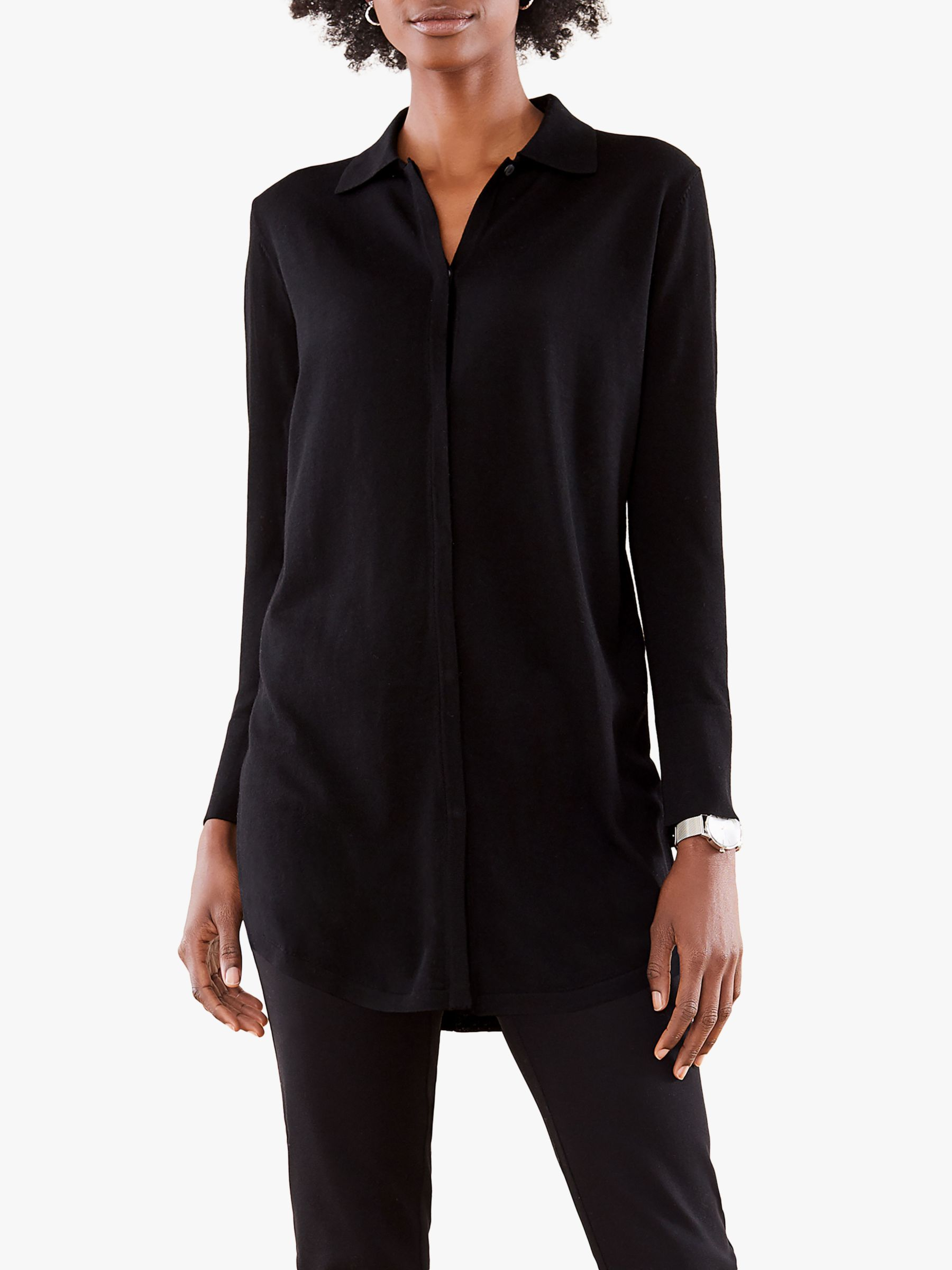 Pure Collection Pure Collection Merino Wool Tunic