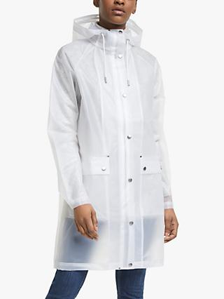 Ilse Jacobsen Hornbæk Transparent Raincoat