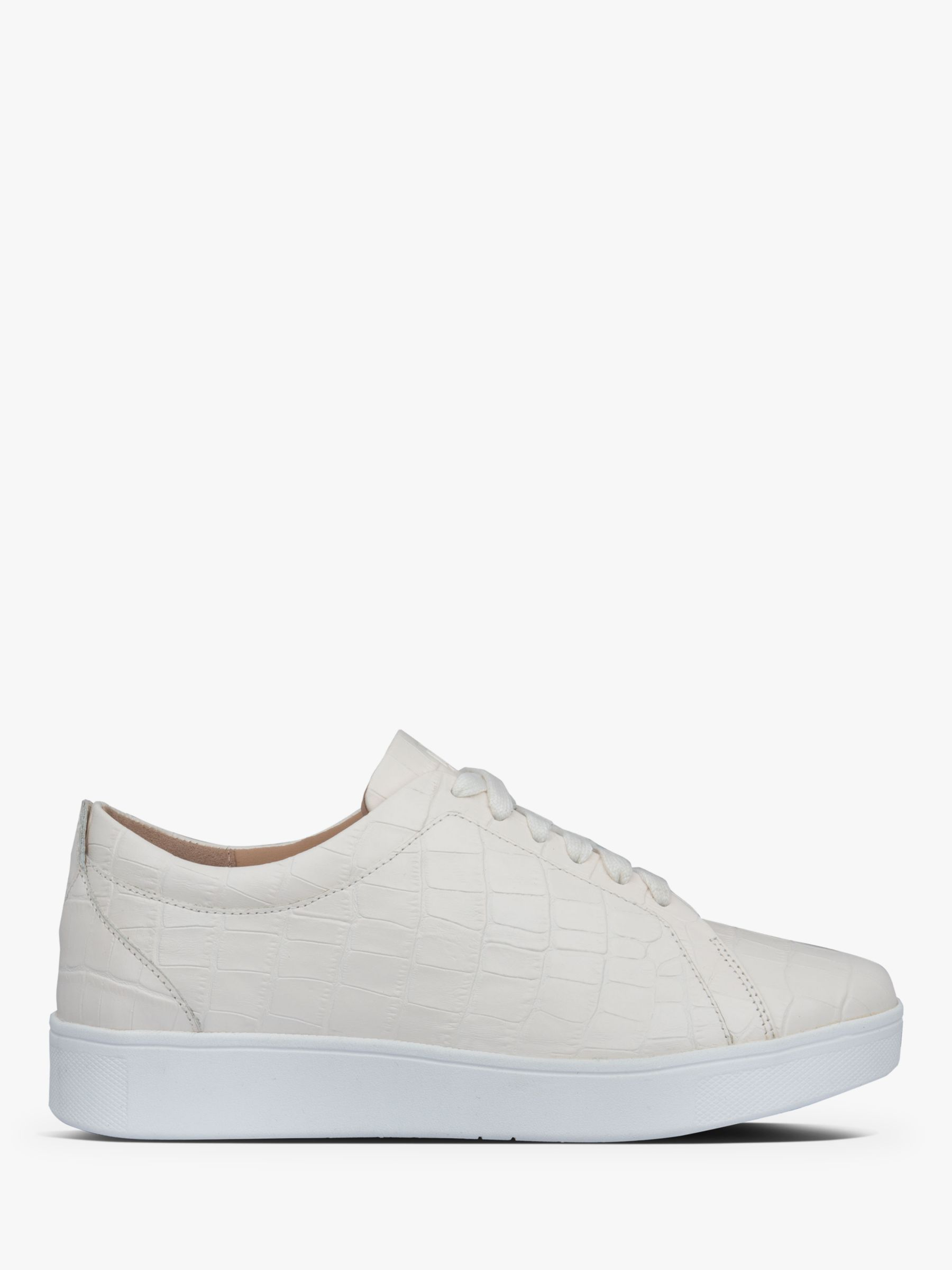 Fitflop FitFlop Rally Lace Up Leather Trainers