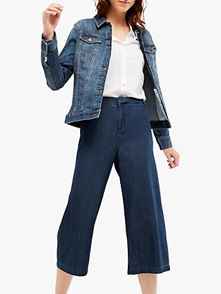 White Stuff Betsy Denim Jacket, Blue