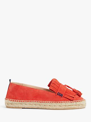 Boden Isabella Espadrilles, Post Box Red