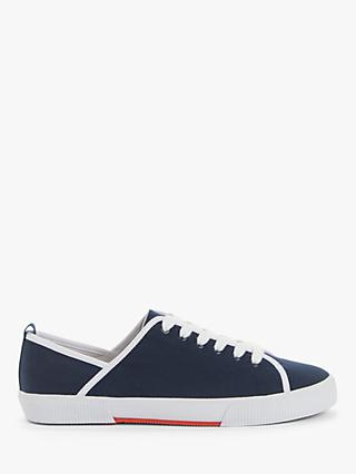 Boden Laurie Lace Up Plimsolls