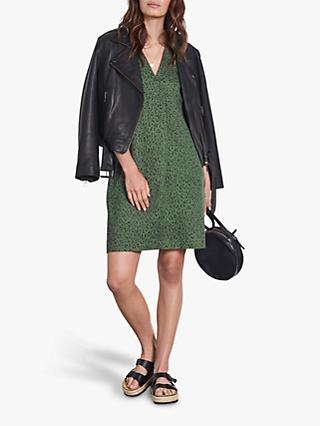 hush Margot Dress, Green