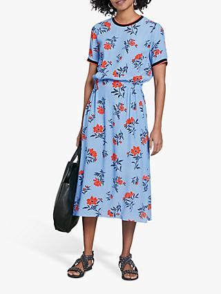 hush Maggie Dress, Blue