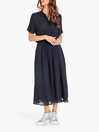 hush Fitzrovia Dress, Blue