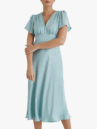 Fenn Wright Manson Eliane Dress, Duck Egg