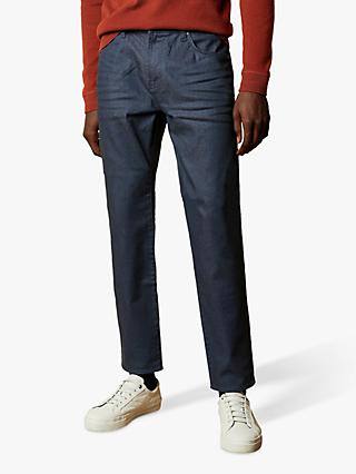 Ted Baker Spice Straight Leg Jeans, Navy