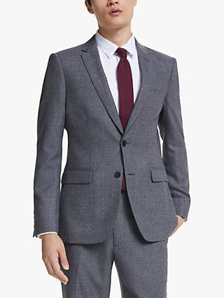 Kin Semi Plain Slim Fit Wool Blazer