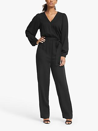 Just Female Monike Jumpsuit, Black