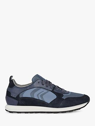 Geox Volto Trainers, Navy