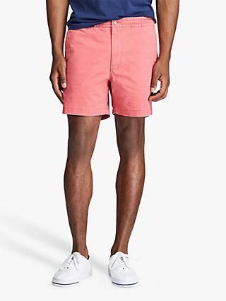 Polo Ralph Lauren Classic Prepster Drawstring Shorts, Nantucket Red
