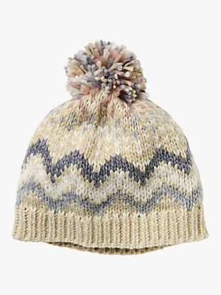 White Stuff Laurie Chunky Hat, Oatmeal