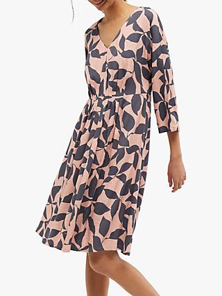 White Stuff Ida Dress, Pink