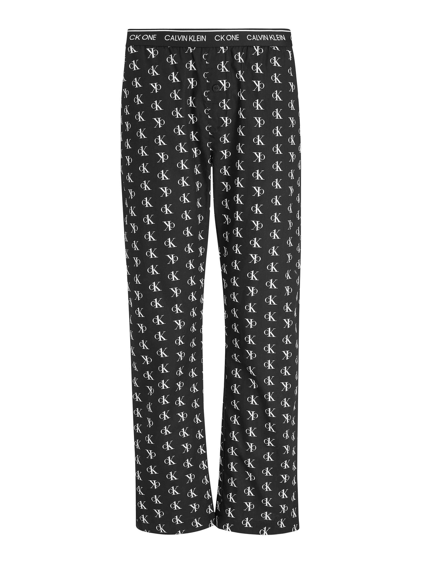 Calvin Klein CK One Woven Cotton Pyjama