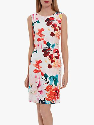 Gina Bacconi Salma Floral Sheath Dress, Multi