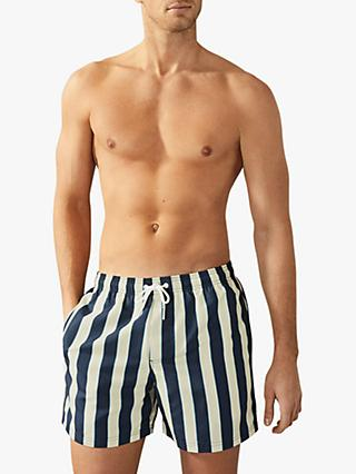 Womens Soft Hawaii Waves Traveler Classic Beach Shorts Swim Trunks Board Shorts