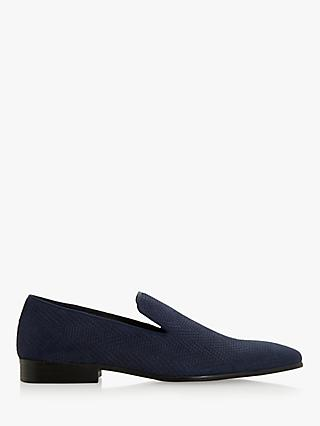 Dune Sprinkles Suede Loafers