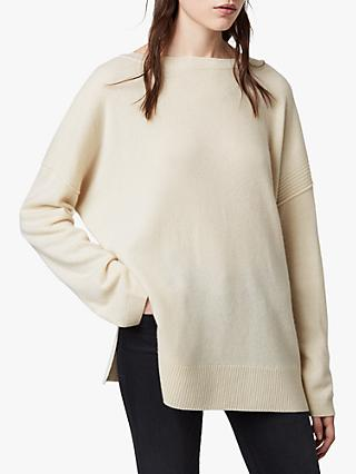 AllSaints Tara Recycled Cashmere Jumper