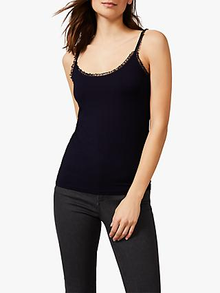 Phase Eight Sequin Trim Cami