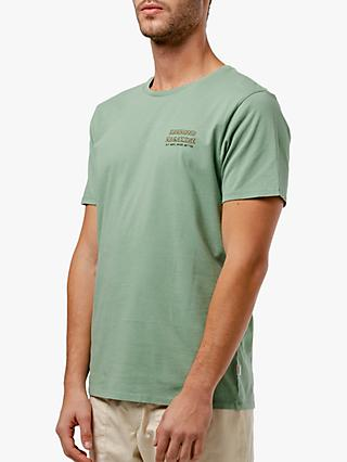 Edmmond Studios La Vie Simple Skate T-Shirt, Light Green