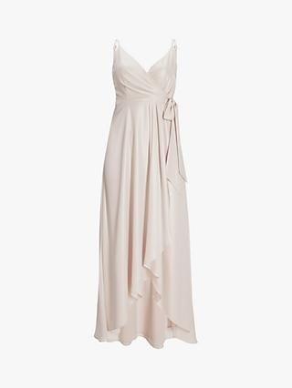 Ted Baker Nualla Midi Dress, Nude