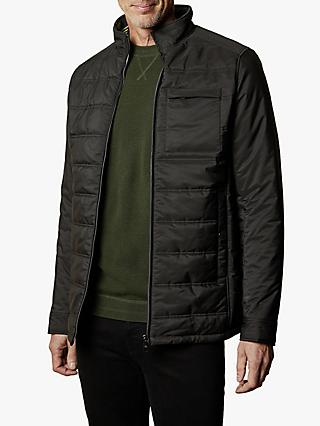 Ted Baker T for Tall Nardott Quilted Jacket, Black