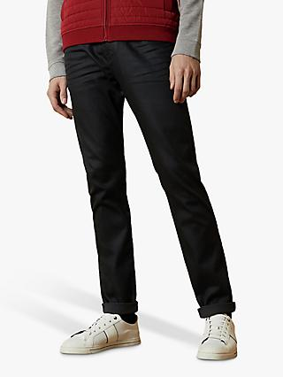 Ted Baker Tupreem Tapered Fit Jeans, Grey