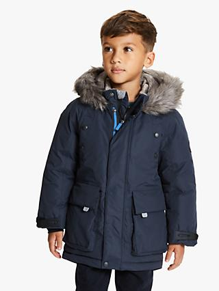 Boys' School Coats | John Lewis & Partners
