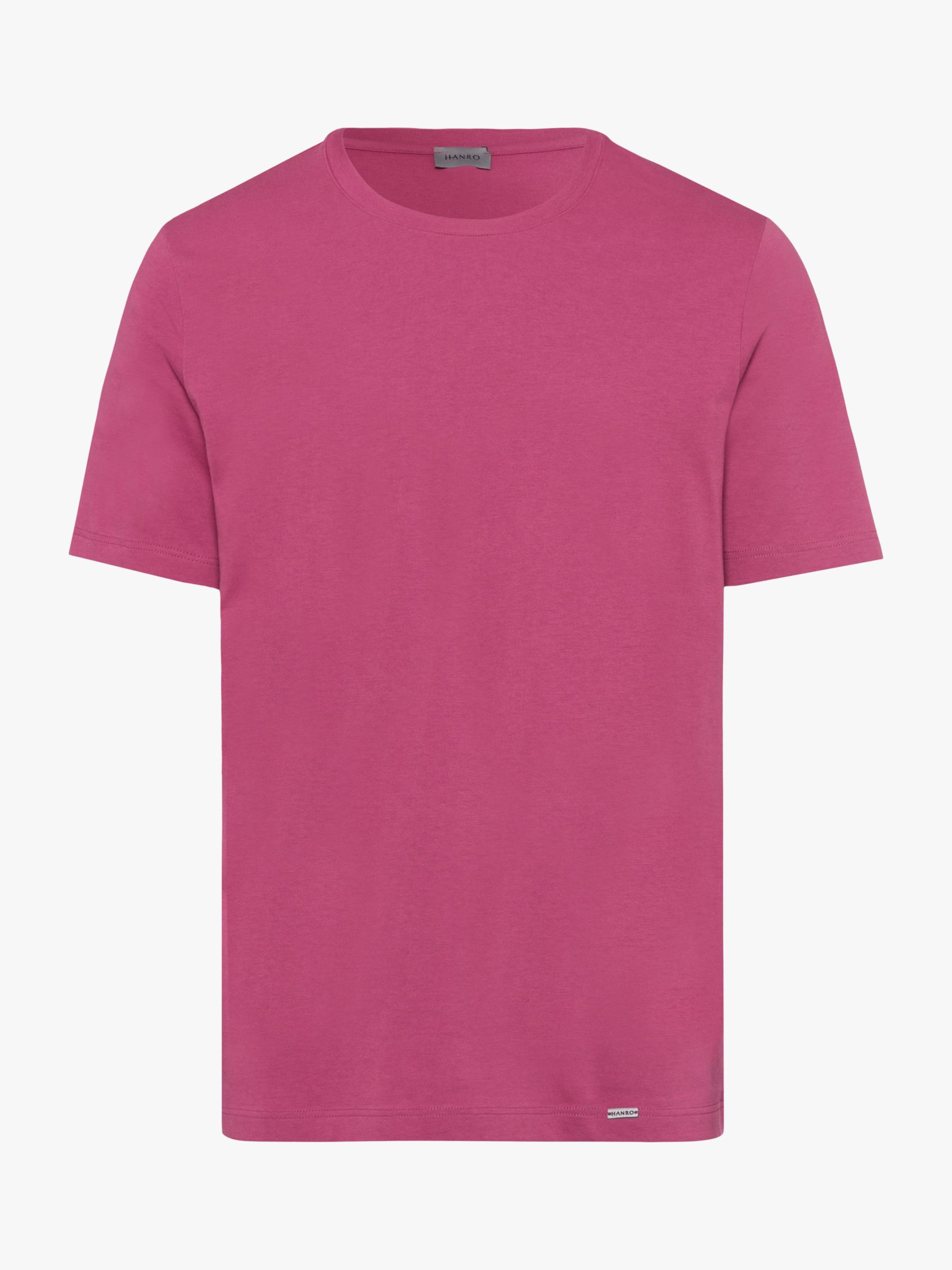 Hanro Hanro Cotton Jersey Lounge T-Shirt