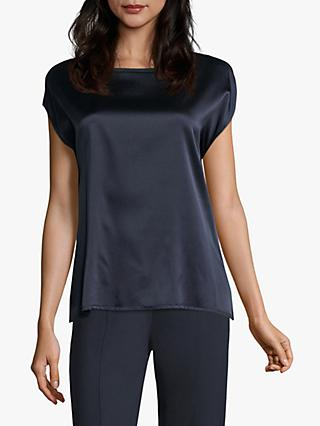 Betty Barclay Silk Front Cap Sleeve Top