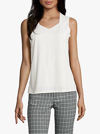 Betty Barclay Siri Vest Top, Offwhite