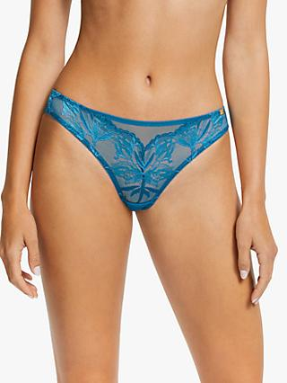 AND/OR Elsa Lace Brazilian Briefs