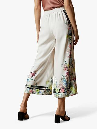 John Lewis /& PARTNERS Sophia IMPRIMÉ FLORAL Culotte Multicolore Taille 12 Neuf Avec étiquettes UK