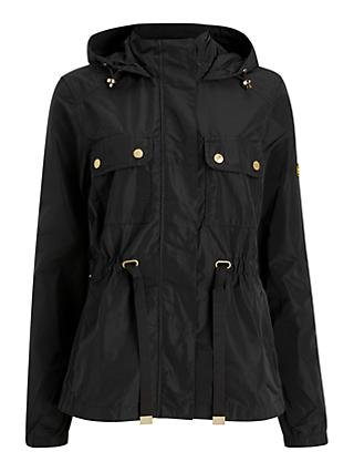 Barbour International Curveball Jacket, Black